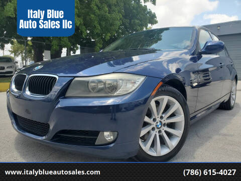 2011 BMW 3 Series for sale at Italy Blue Auto Sales llc in Miami FL