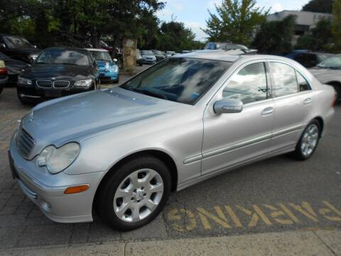 2005 Mercedes-Benz C-Class for sale at Precision Auto Sales of New York in Farmingdale NY