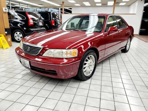 1998 Acura RL for sale at PRICE TIME AUTO SALES in Sacramento CA