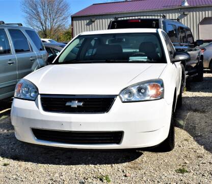 2008 Chevrolet Malibu Classic for sale at PINNACLE ROAD AUTOMOTIVE LLC in Moraine OH