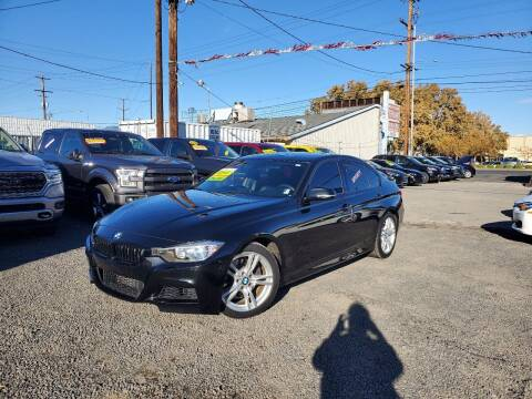 2013 BMW 3 Series for sale at Yaktown Motors in Union Gap WA