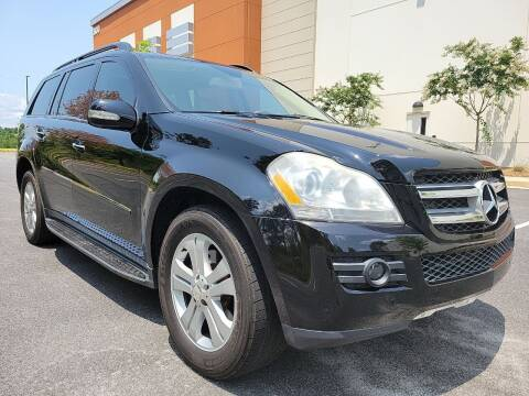 2008 Mercedes-Benz GL-Class for sale at ELAN AUTOMOTIVE GROUP in Buford GA
