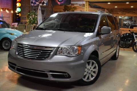 2014 Chrysler Town and Country for sale at Chicago Cars US in Summit IL