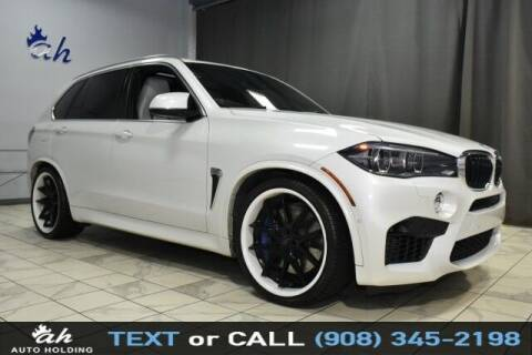 2015 BMW X5 M for sale at AUTO HOLDING in Hillside NJ