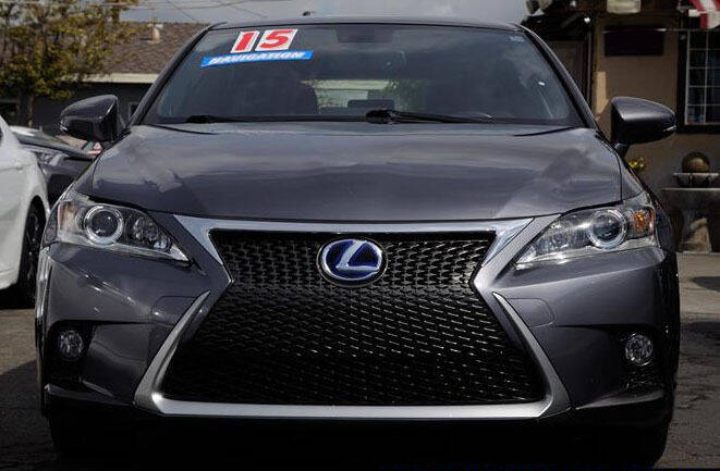 2015 Lexus CT 200h for sale at DL Auto Lux Inc. in Westminster CA