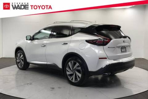 2020 Nissan Murano for sale at Stephen Wade Pre-Owned Supercenter in Saint George UT