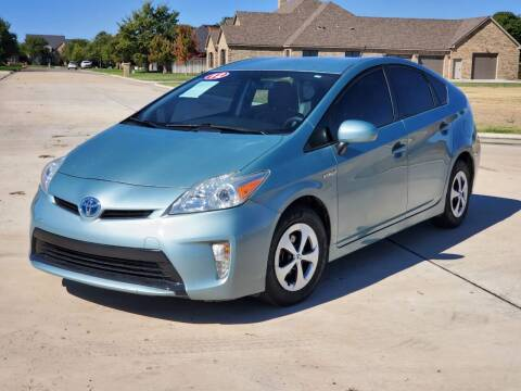 2012 Toyota Prius for sale at Chihuahua Auto Sales in Perryton TX