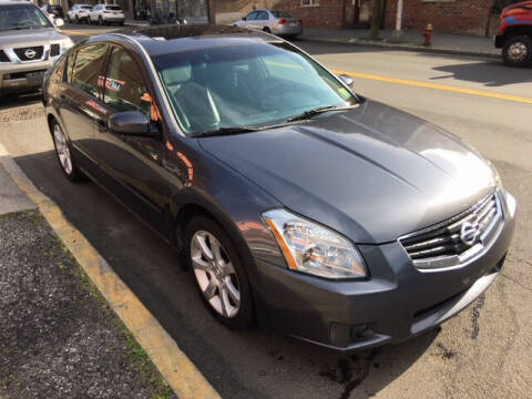 2007 Nissan Maxima for sale at ARXONDAS MOTORS in Yonkers NY