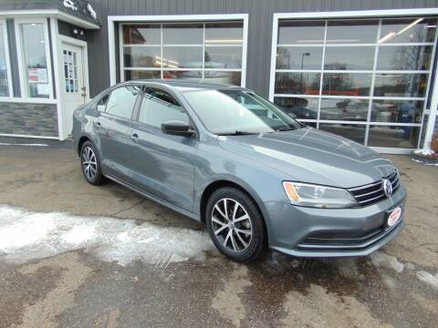2016 Volkswagen Jetta for sale at Akron Auto Sales in Akron OH