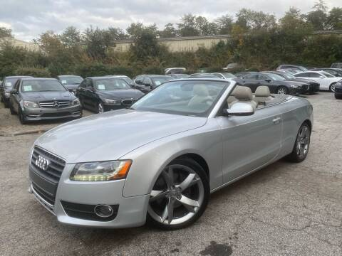 2010 Audi A5 for sale at Car Online in Roswell GA