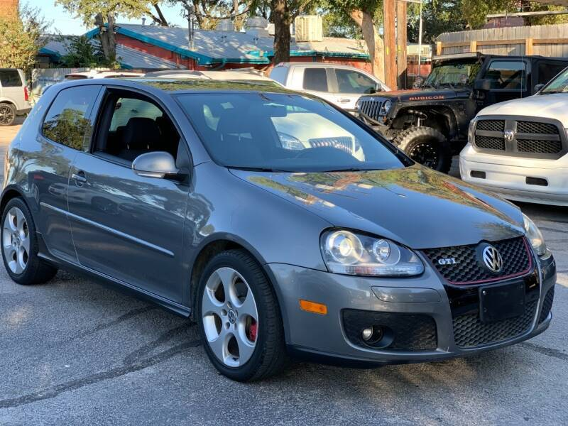 2009 Volkswagen GTI for sale at AWESOME CARS LLC in Austin TX