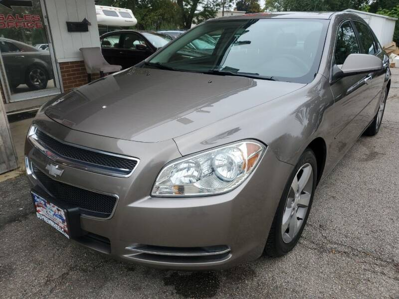 2012 Chevrolet Malibu for sale at New Wheels in Glendale Heights IL
