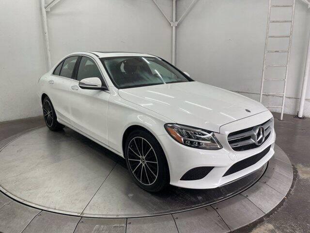 2021 Mercedes-Benz C-Class for sale in Austin, TX