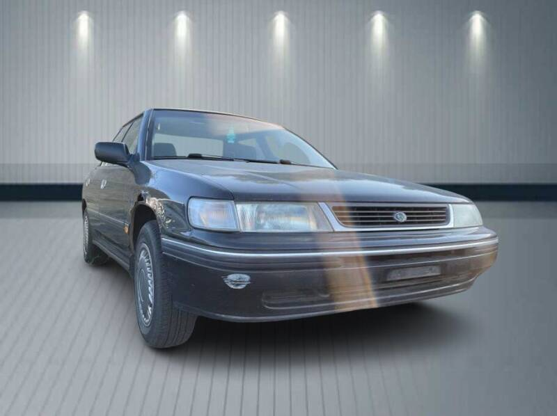 1992 Subaru Legacy for sale in Moscow, ID