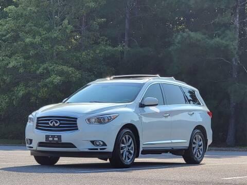 2014 Infiniti QX60 for sale at United Auto Gallery in Suwanee GA