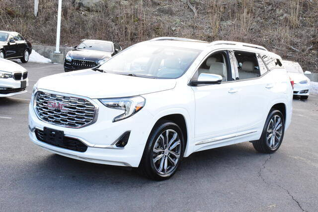 2018 GMC Terrain for sale at Automall Collection in Peabody MA