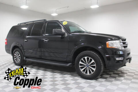2015 Ford Expedition EL for sale at Copple Chevrolet GMC Inc in Louisville NE
