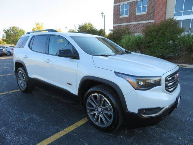 2017 GMC Acadia for sale at Import Exchange in Mokena IL