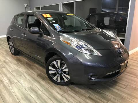 2013 Nissan LEAF for sale at Golden State Auto Inc. in Rancho Cordova CA