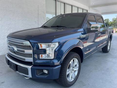 2016 Ford F-150 for sale at Powerhouse Automotive in Tampa FL