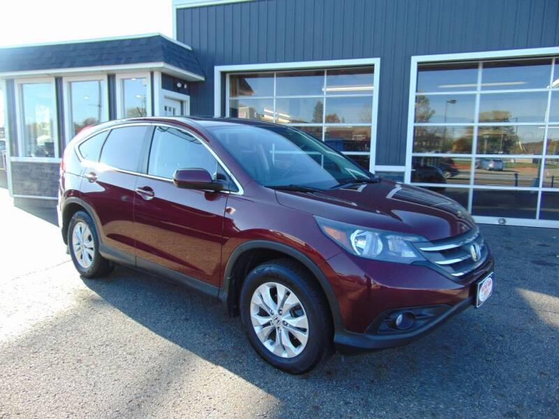 2012 Honda CR-V for sale at Akron Auto Sales in Akron OH