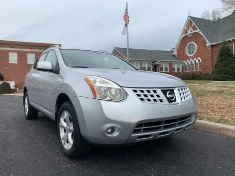 2008 Nissan Rogue for sale at Automax of Eden in Eden NC