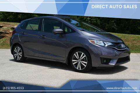 2015 Honda Fit for sale at Direct Auto Sales in Franklin TN