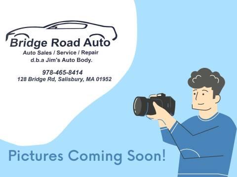 2014 Chevrolet Cruze for sale at Bridge Road Auto in Salisbury MA