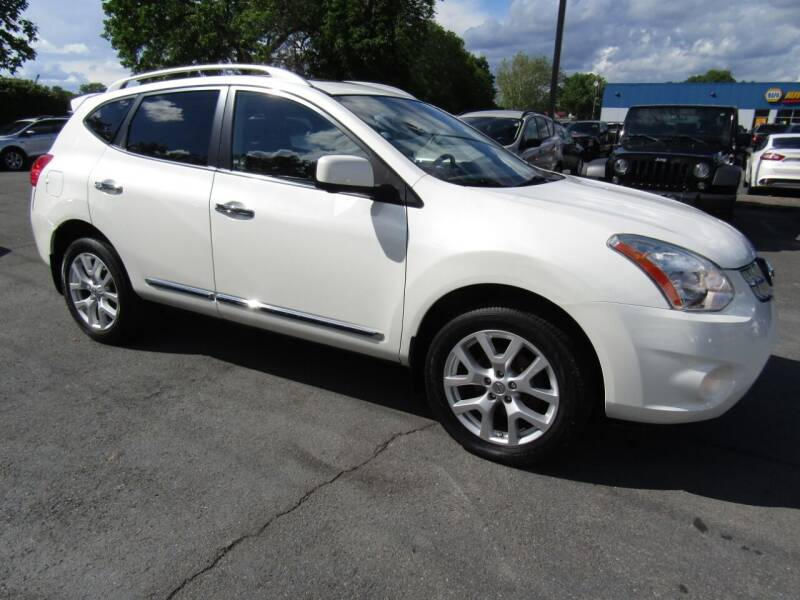2012 Nissan Rogue for sale at 2010 Auto Sales in Troy NY
