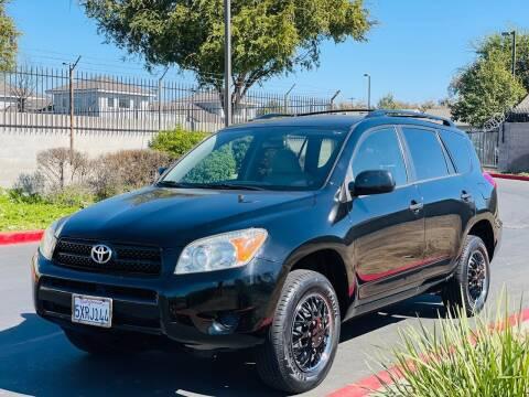 2007 Toyota RAV4 for sale at United Star Motors in Sacramento CA