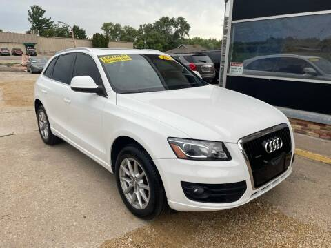 2010 Audi Q5 for sale at River Motors in Portage WI