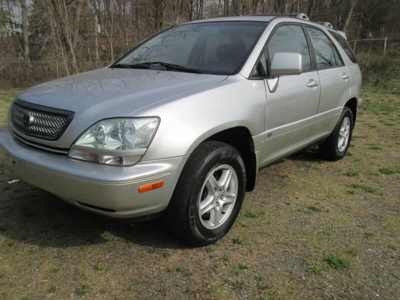2001 Lexus RX 300 for sale at Peekskill Auto Sales Inc in Peekskill NY