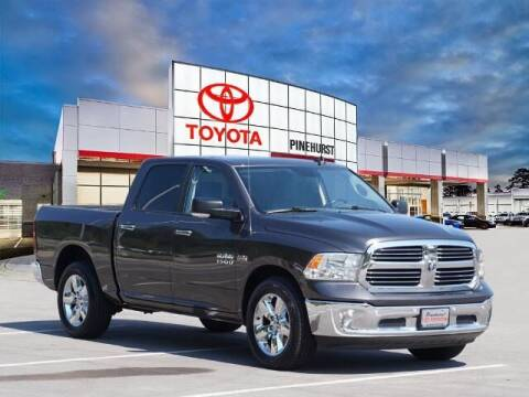 2017 RAM Ram Pickup 1500 for sale at PHIL SMITH AUTOMOTIVE GROUP - Pinehurst Toyota Hyundai in Southern Pines NC