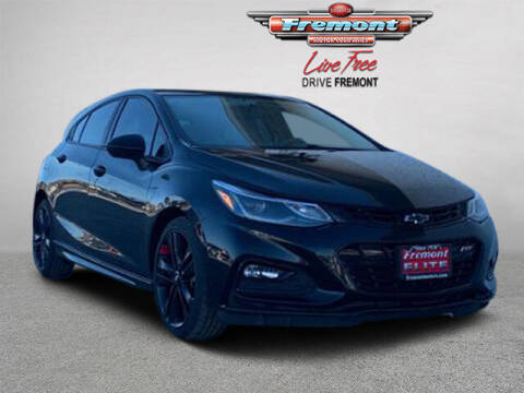 2018 Chevrolet Cruze for sale at Rocky Mountain Commercial Trucks in Casper WY