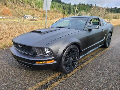 2005 Ford Mustang for sale at State Street Auto Sales in Centralia WA