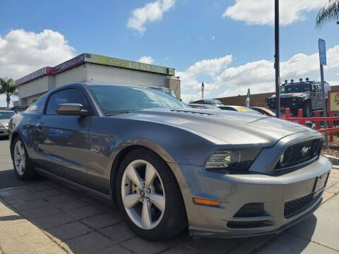 2013 Ford Mustang for sale at CARCO SALES & FINANCE in Chula Vista CA