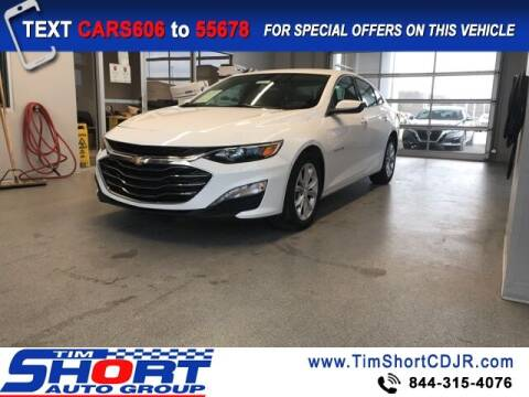 2020 Chevrolet Malibu for sale at Tim Short Chrysler in Morehead KY