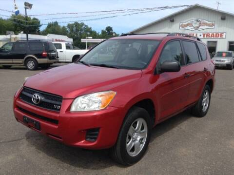 2009 Toyota RAV4 for sale at Steves Auto Sales in Cambridge MN