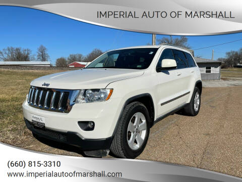 2011 Jeep Grand Cherokee for sale at Imperial Auto of Marshall in Marshall MO