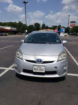 2010 Toyota Prius for sale at SBC Auto Sales in Houston TX
