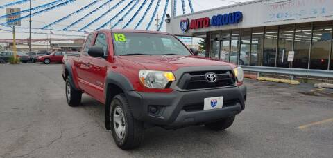 2013 Toyota Tacoma for sale at I-80 Auto Sales in Hazel Crest IL