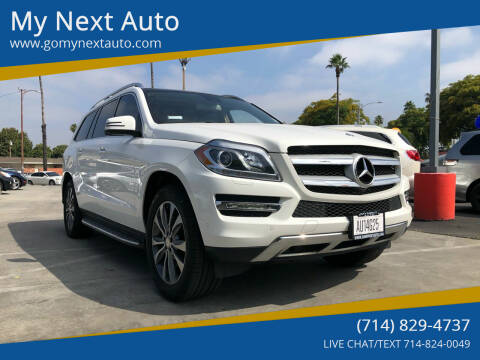 2015 Mercedes-Benz GL-Class for sale at My Next Auto in Anaheim CA