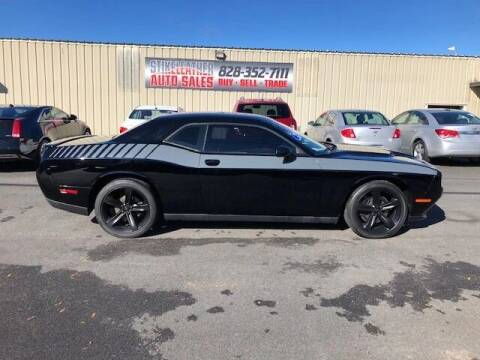 2015 Dodge Challenger for sale at Stikeleather Auto Sales in Taylorsville NC