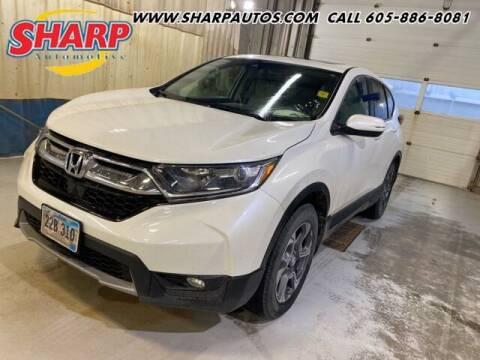 2018 Honda CR-V for sale at Sharp Automotive in Watertown SD