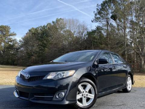 2014 Toyota Camry for sale at Global Pre-Owned in Fayetteville GA