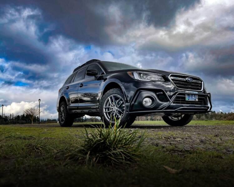 2019 Subaru Outback for sale at Accolade Auto in Hillsboro OR