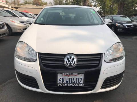 2010 Volkswagen Jetta for sale at EXPRESS CREDIT MOTORS in San Jose CA
