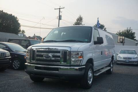2013 Ford E-Series Cargo for sale at HD Auto Sales Corp. in Reading PA