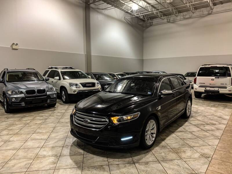 2018 Ford Taurus for sale at Super Bee Auto in Chantilly VA