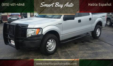 2014 Ford F-150 for sale at Smart Buy Auto in Bradley IL